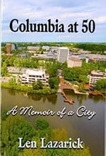 Columbia at 50 book cover image
