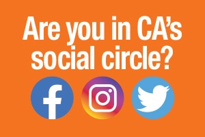 Join our social circle